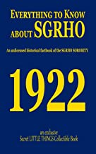 Everything to know about SGRHO: An unlicensed historical factbook of the SGRHO SORORITY