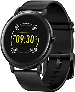 Smart Watch 1.22″ Full Touch Screen QS2 Fitness Tracker with Heart Rate Sleep Monitor Pe'dometer Stopwatch Fitness Watch W...