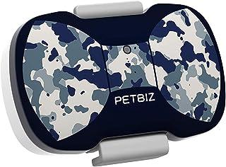 PETBIZ G20 GPS Pet Tracker, 30 giorni di durata della batteria, IPX7 impermeabile GPS Tracker per cani e gatti (Ice camo)
