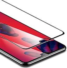 ESR Protector Pantalla para Huawei P20 Pro [Cobertura Completa] [Garantía de por Vida] Cristal Templado de 9H Dureza Resistente a Arañazos para Huawei P20 Pro