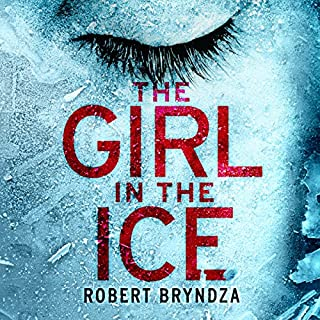 Couverture de The Girl in the Ice