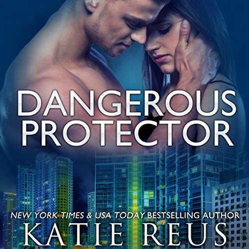 Dangerous Protector audiobook cover art