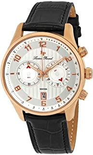 Navona GMT Chronograph Men's Watch 11187-RG-02S