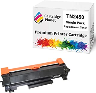 Cartridge Planet Compatible Toner Cartridge for Brother TN-2450 TN2450 (3,000 Pages) for Brother HLL2350DW HLL2375DW HLL23...