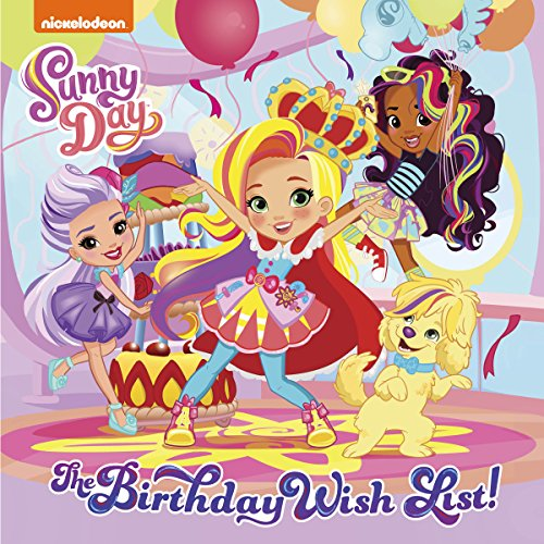 Download The Birthday Wish List! (Sunny Day) B07847CW2Y
