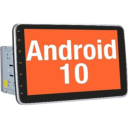 Vanku Android 10 Autoradio Moniceiver Mit Navi 10 Zoll Elektronik