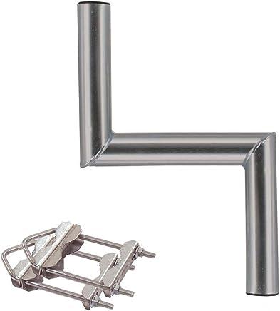 Akozon Pince /à lunettes 180 kg en fer galvanis/é rapide /à fixer /à la main