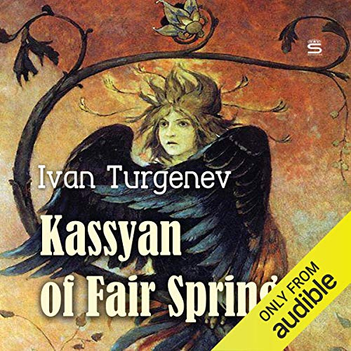 Kassyan of Fair Springs audiobook cover art