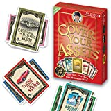 Grandpa Beck's Cover Your Assets Card Game | Fun Family-Friendly Set-Collecting Game | Enjoyed by Kids, Teens, and Adults | From the Creators of Skull King | Ideal for 4-6 Players Ages 7+