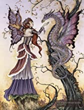 Dragon Charmer Journal (Large - 8.5x11 inches)