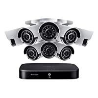 Deals on Lorex 4K Ultra HD 8-Channel Security System w/4K 8MP Cameras