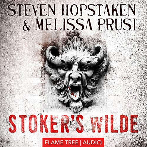 Stoker's Wilde: Fiction Without Frontiers audiobook cover art
