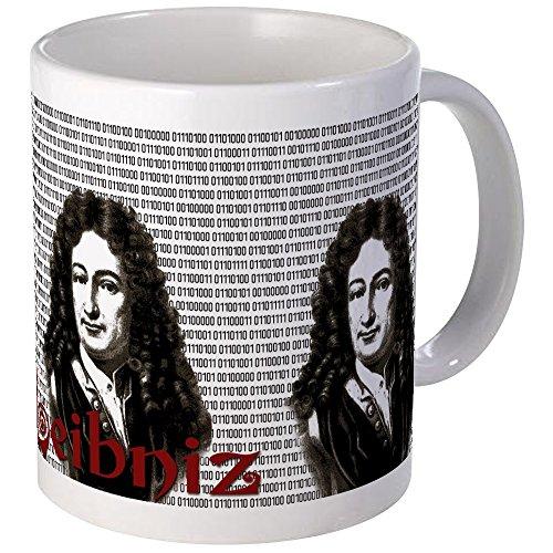 CafePress - Leibniz Tasse - Einzigartige...