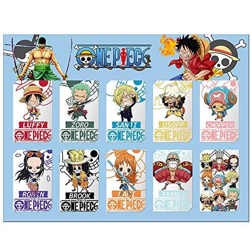 CAR-TOBBY Toilet-gebonden Hanako-kun Card Sticker, Japanse Anime Sticker Ambacht voor Bank Card Campus Accessoires Beste Geschenken voor Fans