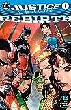 Justice League - Rebirth (2016) #1 (Justice League (2016-2018)) (English Edition) - Format Kindle - 3,49 €