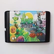 TopFor Plants Vs. Zombies 16 Bit Md Game Card For Sega Mega Drive For Genesis