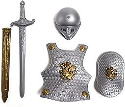 Deluxe gothique chevalier /ép/ée et bouclier