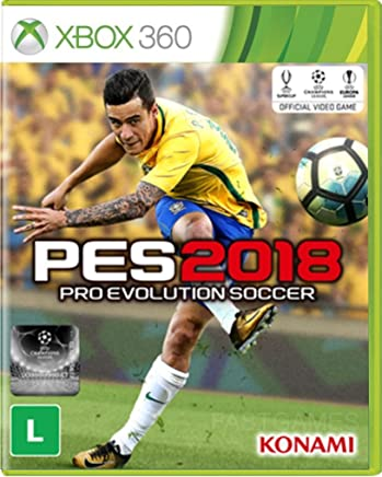 Pro Evolution Soccer 2018 - Pes 18 - Xbox 360