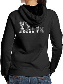 Women Bruno Mars 24K Magic New Hoodies Sweatshirts Cool Pullover Funny