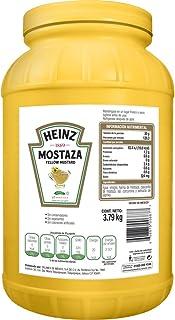 Heinz Mostaza, 3.79 Kg