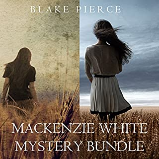 Mackenzie White Mystery Bundle audiobook cover art