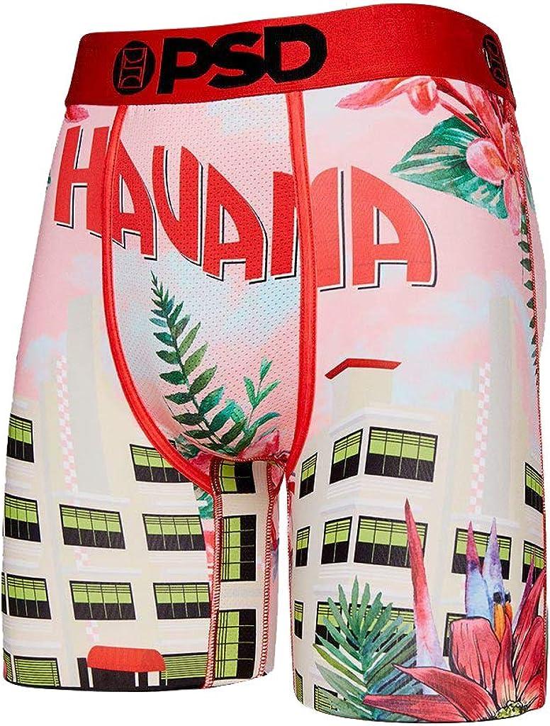 PSD Underwear Men's Original Havana Boxer Briefs
