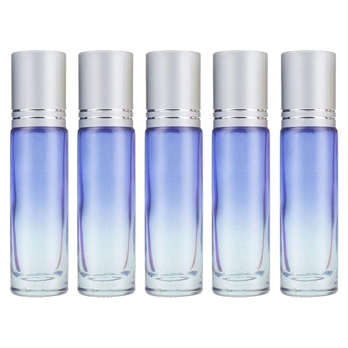 やさしくすることになっている付き添い人Vi.yo 小分けボトル ロールオンボトル 香水 化粧水 詰替用ボトル 携帯用 旅行用品 10ml 5本セット
