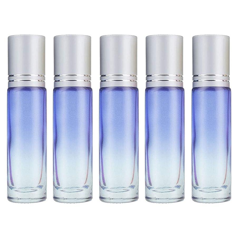 細断困惑した無線Vi.yo 小分けボトル ロールオンボトル 香水 化粧水 詰替用ボトル 携帯用 旅行用品 10ml 5本セット