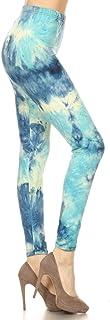 Leggings Depot Ultra Soft Regular and Fashion Leggings BAT23