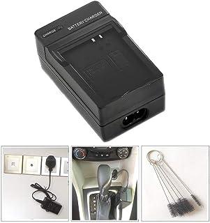 Xjgmao® BP1310 BP-1310 AC/DC Cargador de batería de pared con adaptador