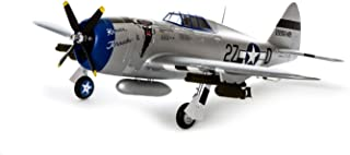 E-flite P-47 Razorback 1.2m BNF Basic with AS3X and Safe Select, EFL8450
