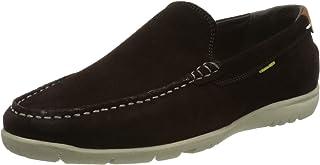camel active Men's Talus Slip-on Shoes Moccasin