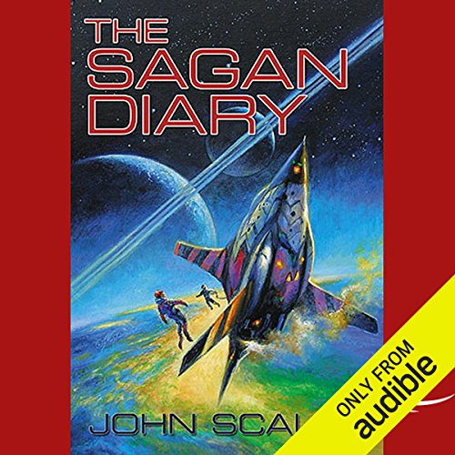 The Sagan Diary                    By:                                                                                                                                 John Scalzi                               Narrated by:                                                                                                                                 Stephanie Wolfe,                                                                                        John Scalzi                      Length: 1 hr and 34 mins     12 ratings     Overall 3.3