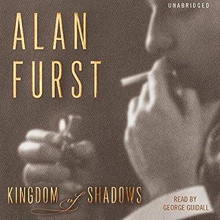 Kingdom of Shadows audiobook cover art