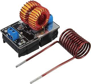 Module d'alimentation de Chauffage par Induction à Basse Tension Professionnel ZVS 5V-12V 120W (Noir)