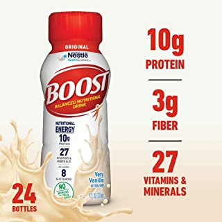 Best boost high protein nutrition Reviews