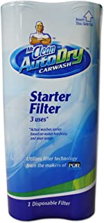 Mr. Clean AutoDry Auto Dry Car Wash 3-Use Filter