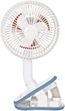 Diono Stroller Fan, Keeps Baby Cool on The Go, White