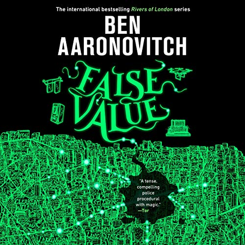 False Value Audiobook By Ben Aaronovitch cover art