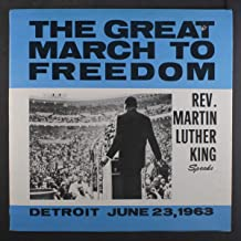 the great march to freedom LP