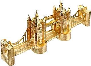 Tower Bridge architecture model