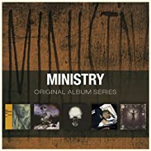 ministry original album series