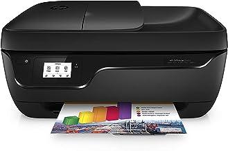 HP OfficeJet 3833 - Impresora Multifunción de Tinta (Wi-Fi, Incluido 2 Meses de HP Instant Ink, ADF, USB 2.0) Color Negro