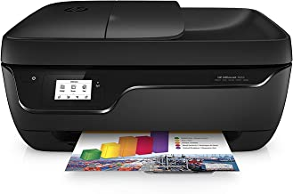 HP OfficeJet 3833 All-in-One Printer, HP Instant Ink & Amazon Dash Replenishment ready (K7V37A)