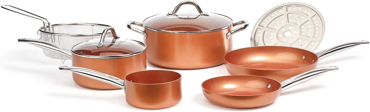 Top 10 Best Signature Cookware For Gas Stove [ Buying Guide -2021] 1