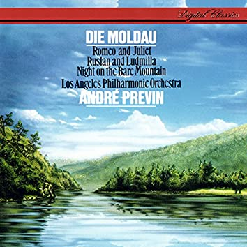 Tchaikovsky: Romeo and Juliet / Smetana: Vltava / Mussorgsky: A Night On The Bare Mountain / Glinka: Russlan & Ludmilla Overture