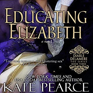 Educating Elizabeth cover art