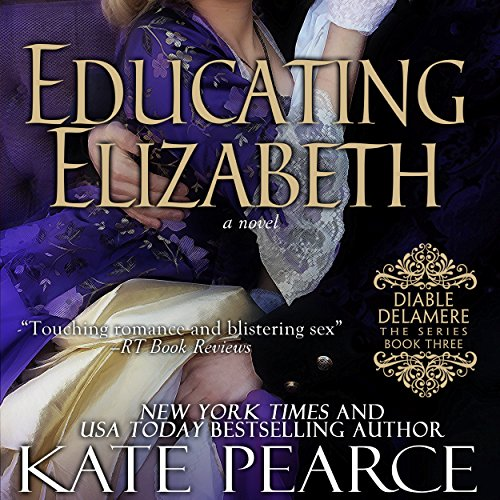 Educating Elizabeth cover art