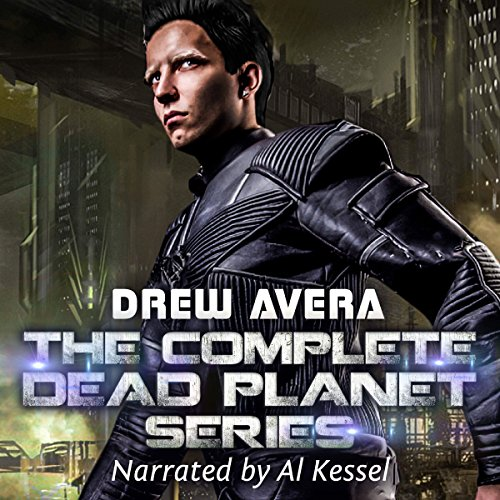 The Complete Dead Planet Series audiobook cover art