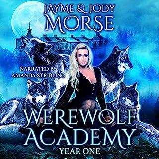 Werewolf Academy cover art
